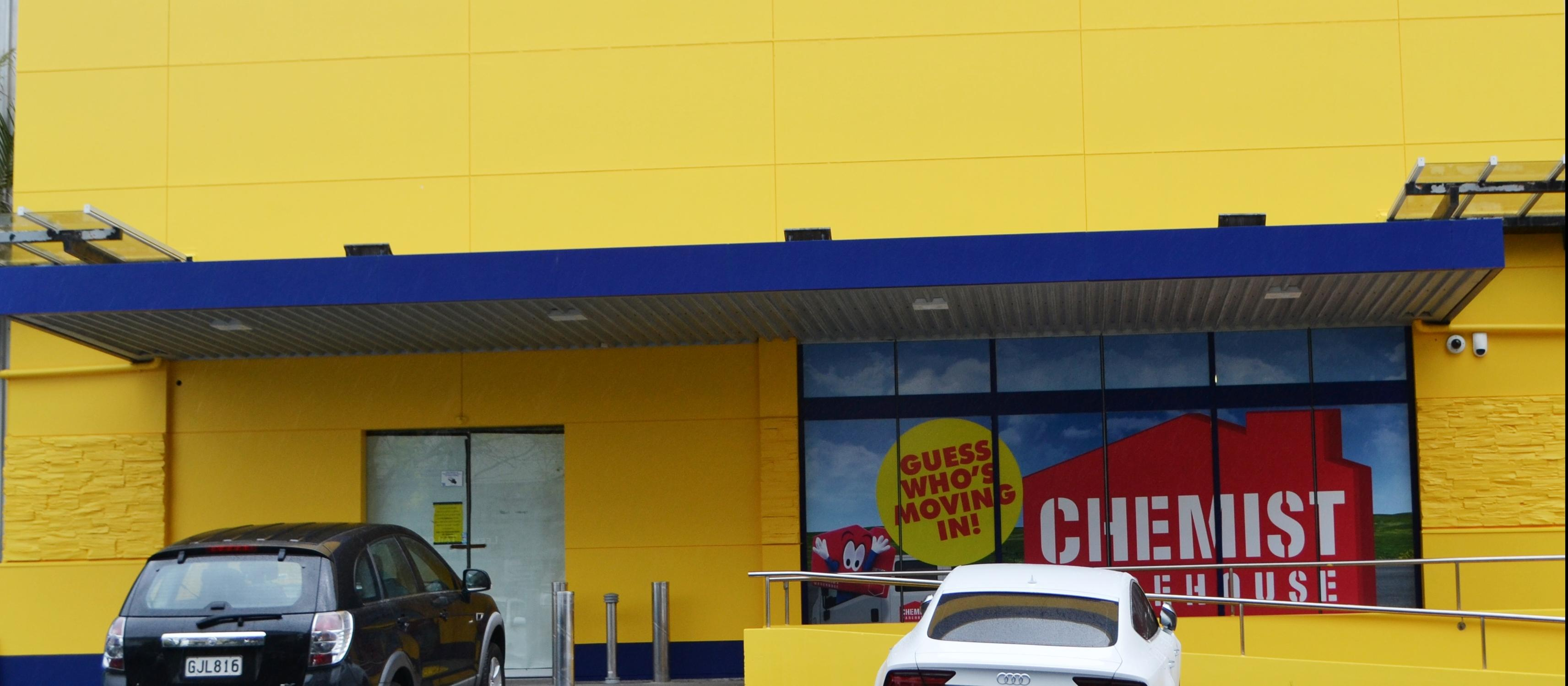 Chemist Warehouse prepares to open in second Auckland