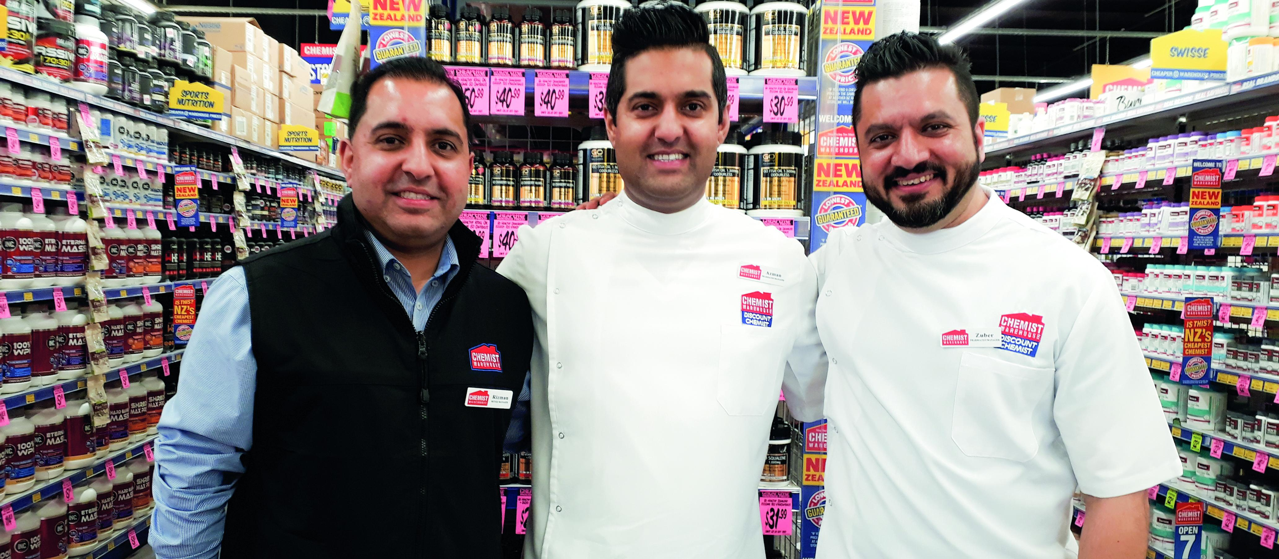441bfb303fc Chemist Warehouse competitors promise fightback | Pharmacy Today