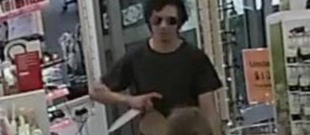 Christchurch Pharmacy Robber