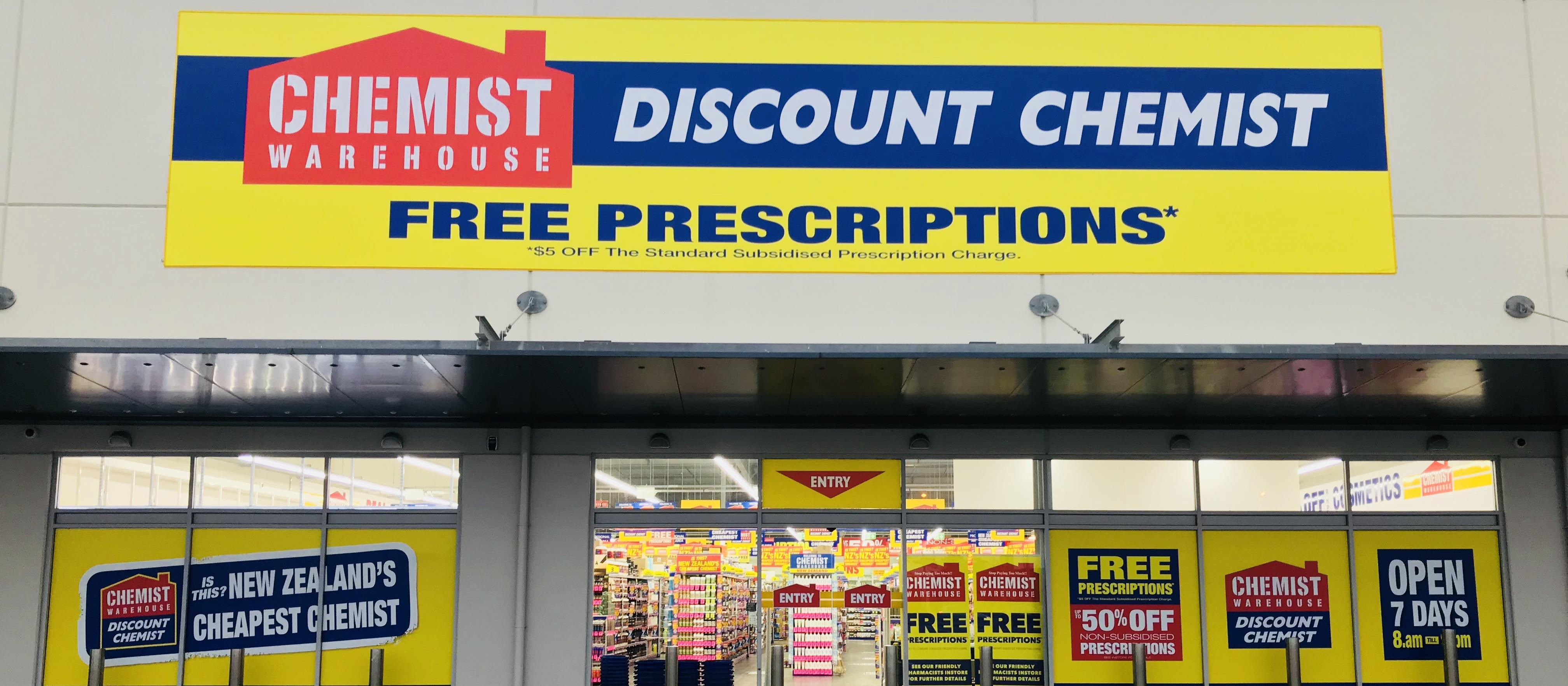 18067a44d64 Chemist Warehouse's second store opens, more to come | Pharmacy Today