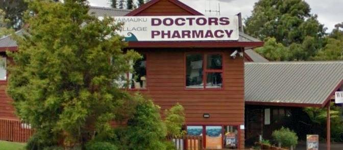 Waimauku doctors and pharmacy