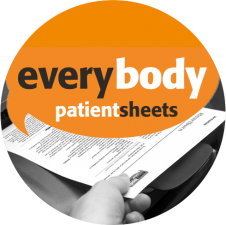 Everybody Patient Sheets