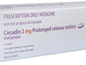 Melatonin Circadin