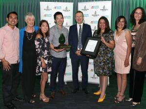 Unichem Russell Street Pharmacy Award photo