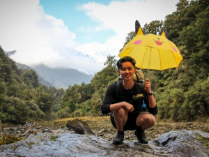 "The Dunedin pharmacy student called himself an ""adventure enthusiast"" on Instagram was a passionate photographer"