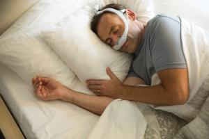 CPAP therapy sleep apnoea