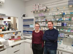 Cretem in Fiordland Community Pharmacy