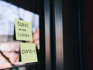 Sorry we are closed COVID-19