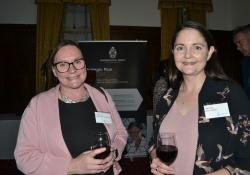 General Practice New Zealand chief executive Liz Stockley and Rural Health Alliance Aotearoa New Zealand council member Sarah Clarke