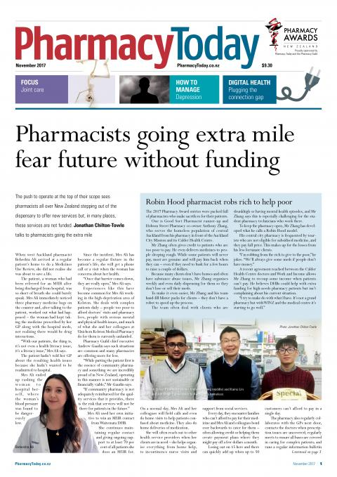 Pharmacy Today November 2017